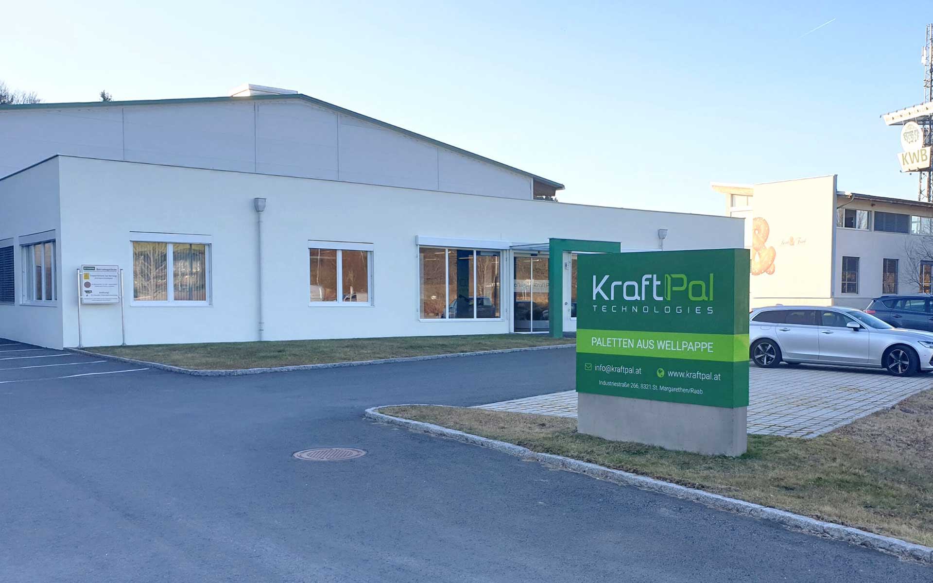 The KraftPal Austria Project
